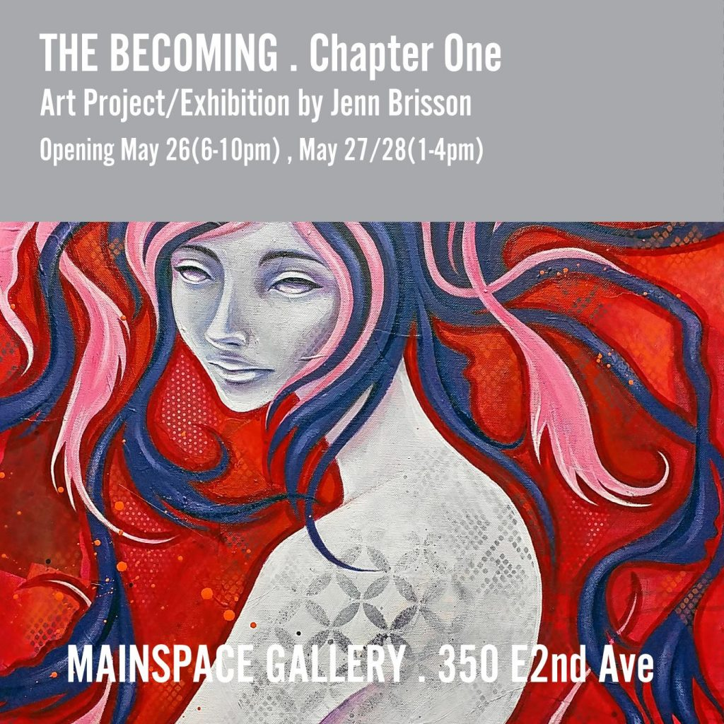 The Becoming: Chapter One Exhibition