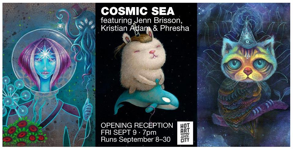 Cosmic Sea_promo